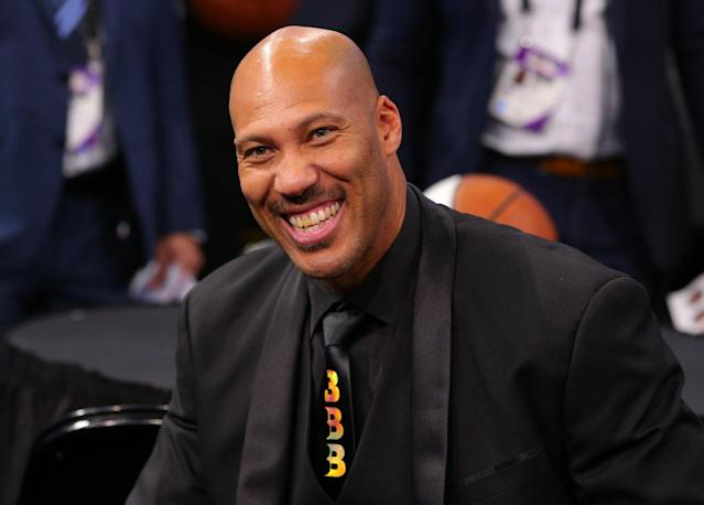 "LaVar Ball says he and <a class=""link rapid-noclick-resp"" href=""/nba/players/3704/"" data-ylk=""slk:LeBron James"">LeBron James</a> aren't as dissimilar as people think."