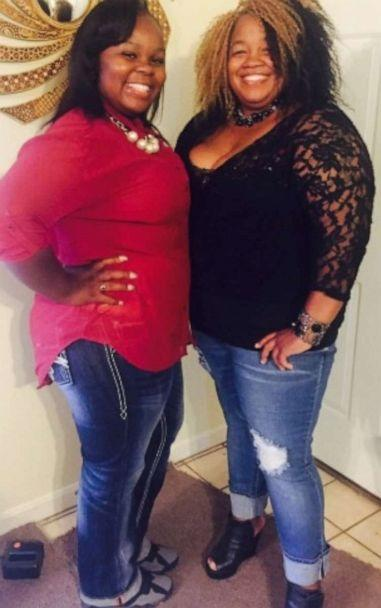 PHOTO: Breonna Taylor poses with her mother Tamika Palmer. (Courtesy Tamika Palmer)