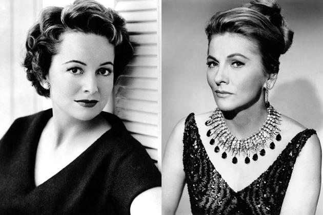 "<p><strong>Sibling rivalry: Olivia de Havilland and Joan Fontaine</strong> <br><br>Of course, feuds go way back, and among the most classic -- and  long-lasting -- is the blood-rival between two famous sisters Olivia de  Havilland (""Gone with the Wind,"" ""The Heiress"") and Joan Fontaine  (""Suspicion,"" ""Rebecca""), The two definitely the stuff of Hollywood  legend and Oscar trivia: the first sister act to win Oscars, the first  to be nominated best actress in the same year. Sister Fontaine won for  her role in the Alfred Hitchcock movie, beating out de Havilland in  ""Hold Back the Dawn.""</p>  <p>Of course, the roots of that feud go into childhood, with a <a href=""http://en.wikipedia.org/wiki/Olivia_de_Havilland"">biographer's claims</a>  that de Havilland tore up her sister's hand-me-downs and Fontaine had  to sew them up again. When Fontaine, who wasn't allowed to use the  family name because her sister was already using it, beat de Havilland  for ""Suspicion,"" she felt her sister's anger. Fontaine later recalled  that moment dredged up ""the animus we'd felt towards each other as  children, the savage wrestling matches, the time Olivia fractured my  collarbone, all came rushing back in kaleidoscopic imagery. My paralysis  was total..."" Five years later, Fontaine presented her sister with the  best actress Oscar for ""To Each His Own,"" but de Havilland wouldn't  shake her hand. Both ladies are their 90s but, <a href=""http://www.independent.co.uk/arts-entertainment/films/features/sibling-rivalry-hollywoods-oldest-feud-828301.html"">as the Independent</a> and the <a href=""http://www.dailymail.co.uk/femail/article-1311426/Olivia-Havilland-Joan-Fontaine-Their-decade-feud.html"">Daily Mail</a> have detailed, the feud lives on.</p>"