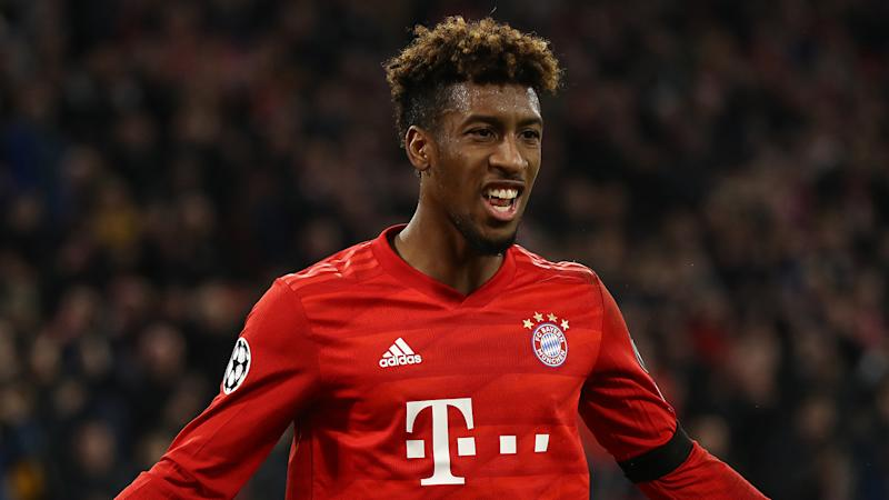Coman not conflicted about facing boyhood club PSG in Champions League final