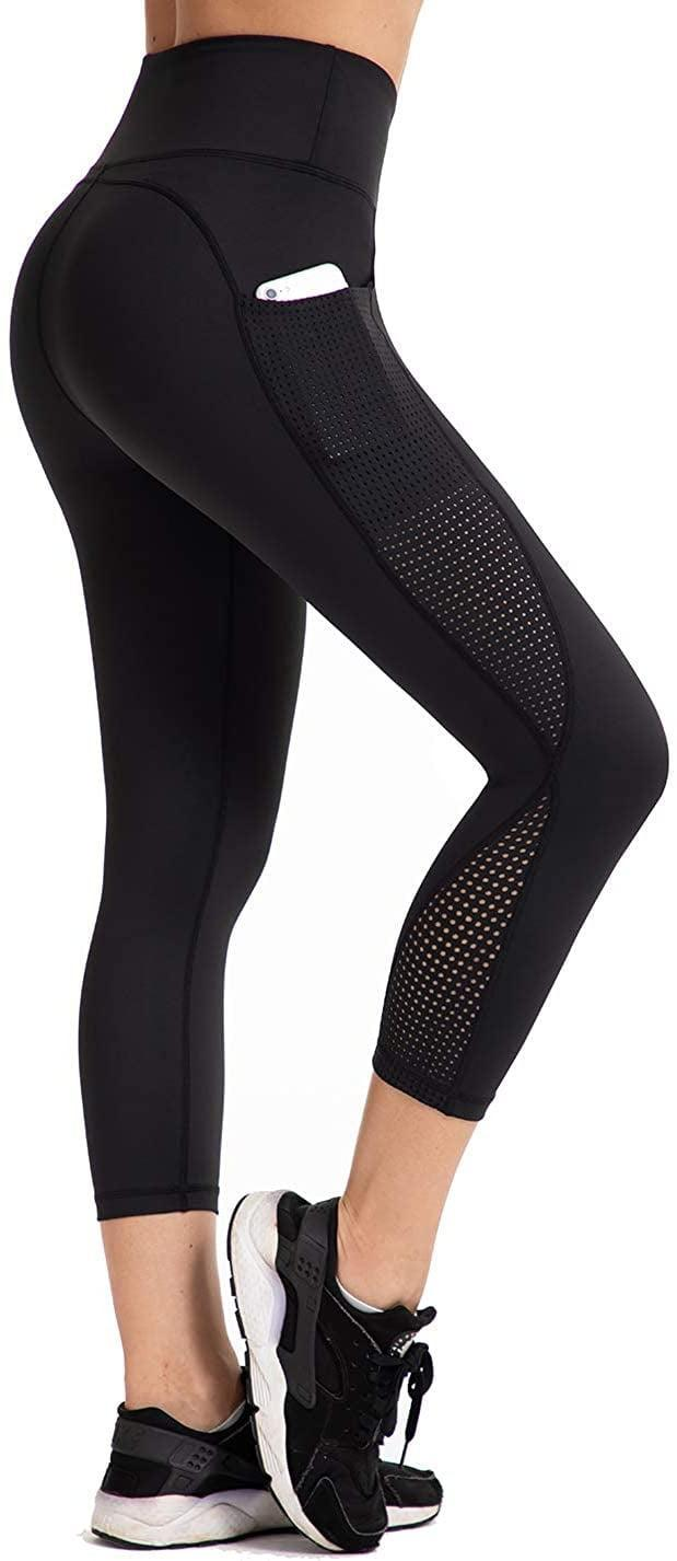 <p>Spring and summer calls for a cropped legging, so these <span>Uurun High Waist Capri Yoga Pants</span> ($21) are going to be essential.</p>