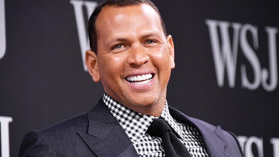 Alex Rodriguez, pictured here at The Future of Everything Festival in 2018.