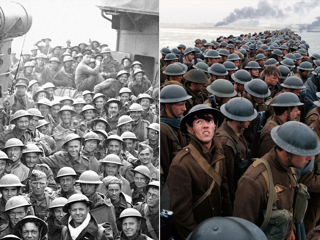 History Vs Movie How Dunkirk Compares To The Real Battle