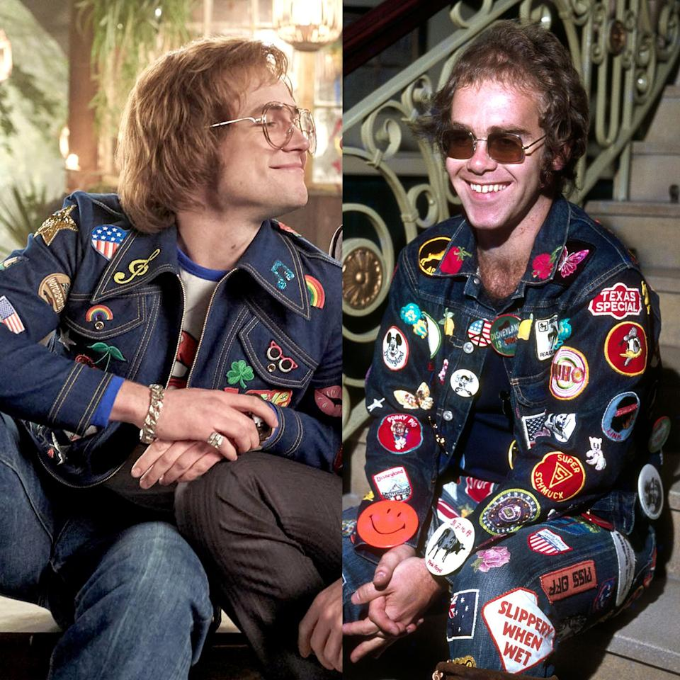 "<p>Elton John is, well, Elton John. (Or really, Reginald Kenneth Dwight, if you're going with his given name.) Taron Egerton (<em>Kingsman</em>) took on the challenge of playing one of the 20th century's biggest icons-but he sees <em>Rocketman</em> as a somewhat loose interpretation of John's life. ""We set out to be creative within a movie that is a tribute to someone,"" Egerton told <em><a href=""https://www.billboard.com/articles/columns/rock/8512777/taron-egerton-elton-john-rocketman-interview"" target=""_blank"">Billboard</a></em><a href=""https://www.billboard.com/articles/columns/rock/8512777/taron-egerton-elton-john-rocketman-interview"" target=""_blank""></a>. ""<em></em>It's a biographical film, but it's not a biopic.""</p><p>For his part, John wrote in a <em><a href=""https://www.theguardian.com/global/2019/may/26/elton-john-in-my-own-words-exclusive-my-life-and-making-rocketman"" target=""_blank"">Guardian</a></em> essay that the movie is ""obviously not all true, but it's the truth.""<em></em></p>"