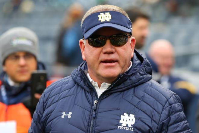 A Big Deal? Notre Dame Reaches No. 3 For Third Time In Four Seasons