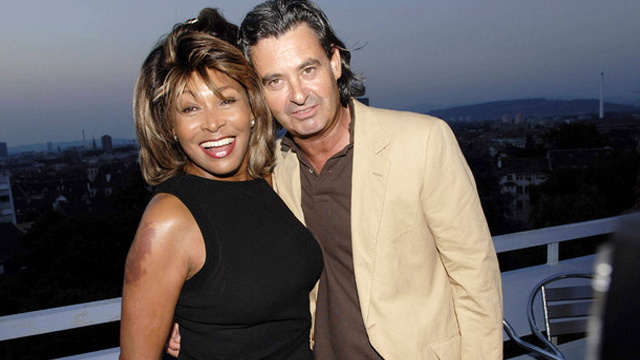 Tina Turner got married to German music exec Erwin Bach. The two had been dating since the 1980s. Their relationship began after her split from husband Ike Turner. Although the two just married, it was revealed that Bach had once proposed marriage to Turner.