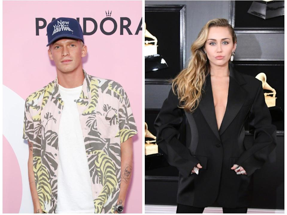 <p>Cody Simpson split with Miley Cyrus in August 2020</p> (Getty)