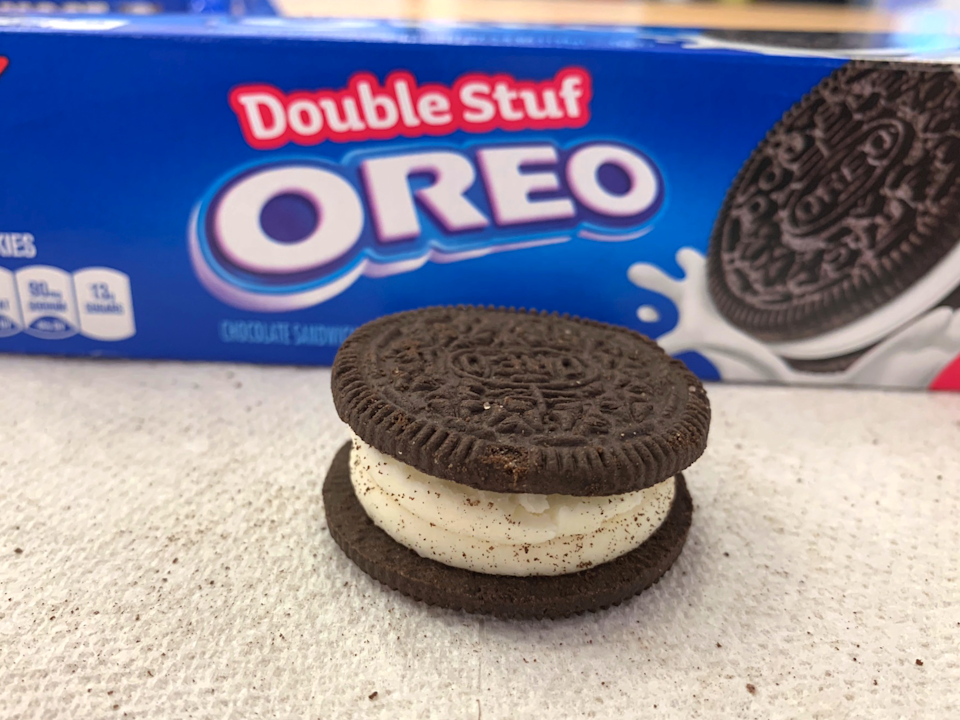 Double stuf most stuf