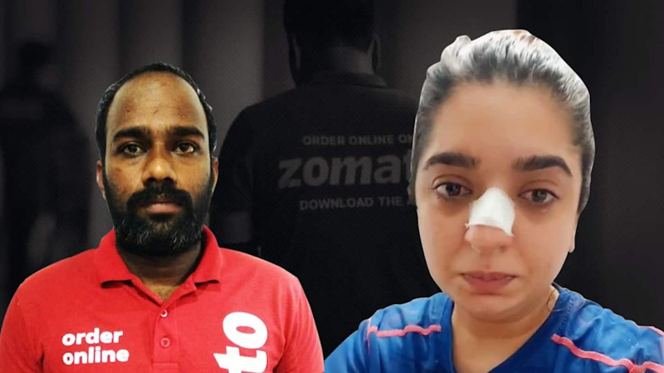 Covering expenses of Bengaluru-woman, delivery man, says Zomato after fiasco