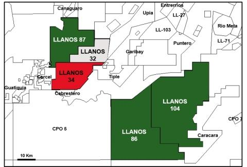 GeoPark Announces Significant Acreage Expansion in the Llanos Basin in Colombia in Partnership With Ecopetrol/Hocol