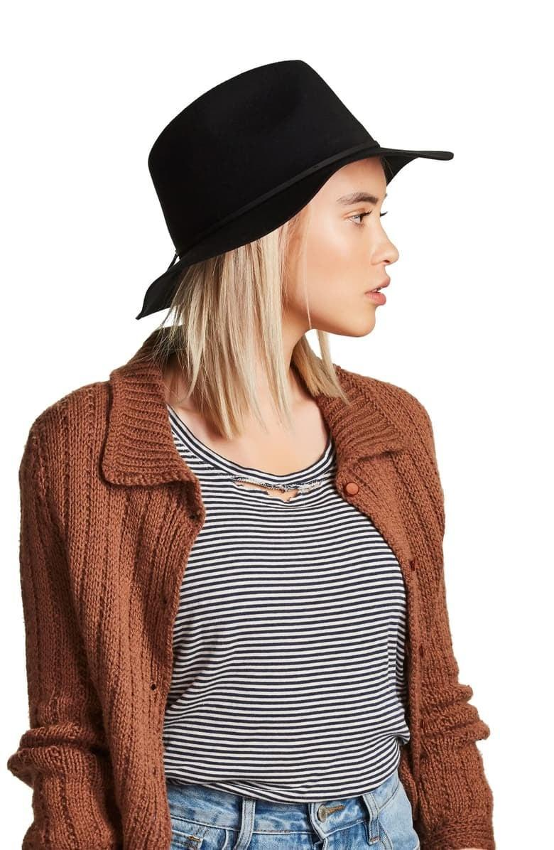 <p>The <span>Brixton Wesley Wool Fedora</span> ($59) will be a style statement all year long.</p>
