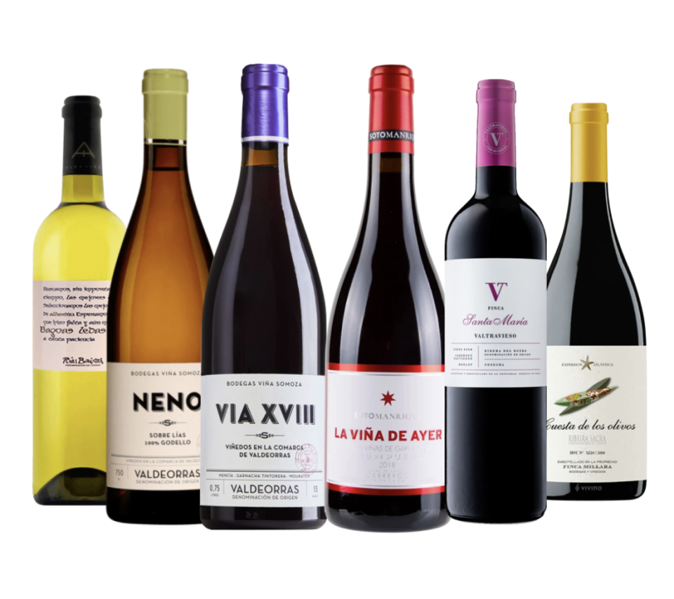 The Quintessential Spanish Selection, $139 from The Wine Collective