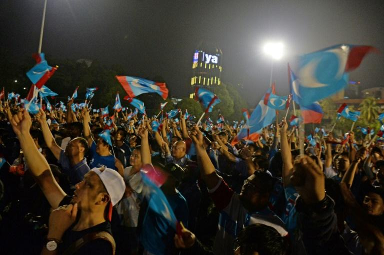 Malaysia's sizeable youth vote is thought to have swung behind 92-year-old former autocrat Mahathir Mohamad, but many say they did so because he offered an alternative to the corrupt regime of Najib Razak