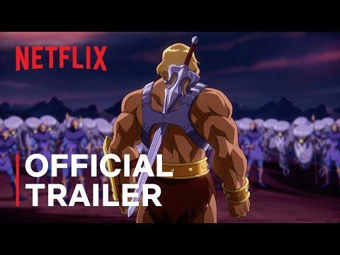 """<p>By the power of Grayskull! This muscled action hero has been saving his home of Eternia since the 80s. Equipped with a magical Power Sword, the shy Prince Adam and his cowardly tiger Cringer become He-Man and Battle Cat. </p><p>Over the years, the character has been featured in both animated and live-action films, to varying degrees of success. It's also spawned a popular spin-off with She-Ra, the sister of He-Man.</p><p>The most recent adaptation comes from Kevin Feige. With a <a href=""""https://www.menshealth.com/entertainment/g37103671/he-man-masters-of-the-universe-revelation-voice-cast-characters/"""" rel=""""nofollow noopener"""" target=""""_blank"""" data-ylk=""""slk:star-studded voice cast"""" class=""""link rapid-noclick-resp"""">star-studded voice cast</a> and <a href=""""https://www.menshealth.com/entertainment/a37105543/is-he-man-dead-masters-of-the-universe-revelation/"""" rel=""""nofollow noopener"""" target=""""_blank"""" data-ylk=""""slk:unexpected twists"""" class=""""link rapid-noclick-resp"""">unexpected twists</a>, the newest take on He-Man plans to focus on He-Man's entourage almost as much as the title character. Plus, there's a live-action adaptation on the way. Even if you didn't see the original show decades ago, it's the perfect time to get introduced to He-Man.</p><p><a class=""""link rapid-noclick-resp"""" href=""""https://www.netflix.com/title/81154670"""" rel=""""nofollow noopener"""" target=""""_blank"""" data-ylk=""""slk:STREAM IT HERE"""">STREAM IT HERE</a></p><p><a href=""""https://www.youtube.com/watch?v=iXdEeRBh9Zk"""" rel=""""nofollow noopener"""" target=""""_blank"""" data-ylk=""""slk:See the original post on Youtube"""" class=""""link rapid-noclick-resp"""">See the original post on Youtube</a></p>"""