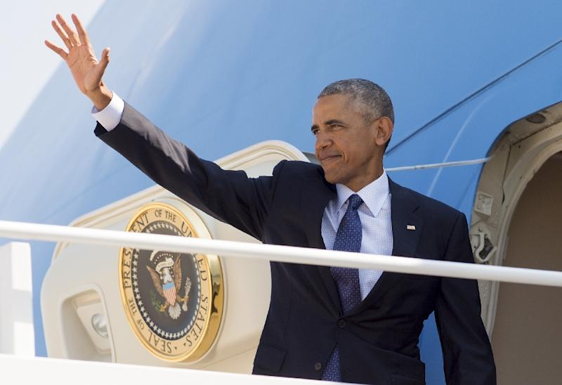 The legacy of conflict in Laos and its enduring consequences will feature prominently during a visit next week by Barack Obama, the first ever by a US president to the southeast Asian country (AFP Photo/Saul Loeb)