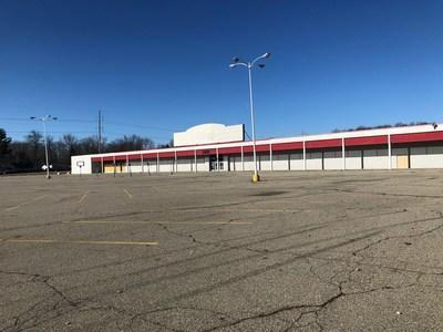 U-Haul® is unveiling details and the sustainability impact its adaptive reuse project would have at the closed Kmart® store at 5400 Cedar St. in Lansing.