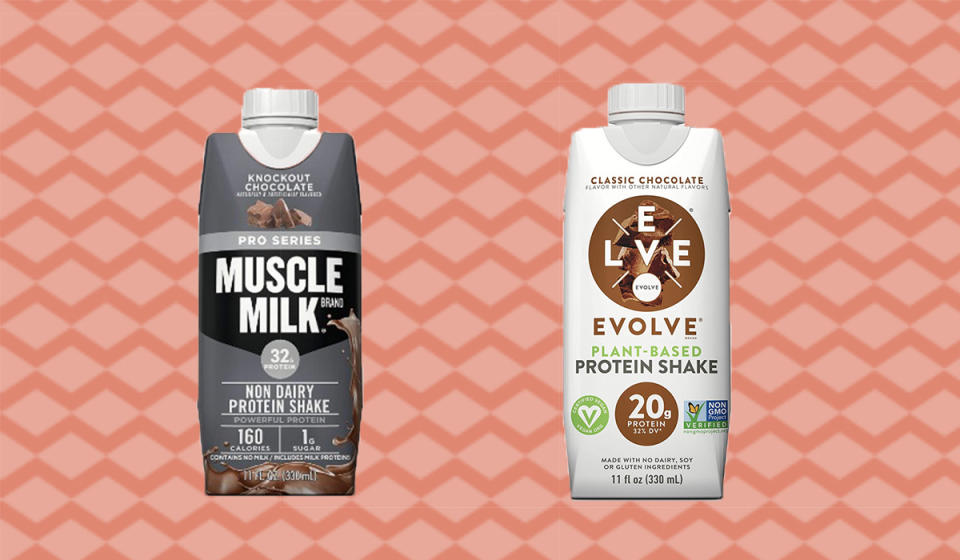 We're pretty certain that you'll find your favorite protein product in this sale. (Photo: Getty Images)