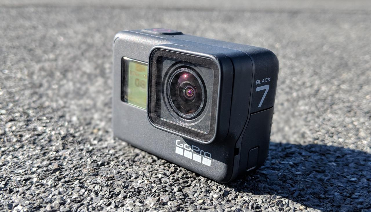 Any story about GoPro's  product line is also a story about the health of the