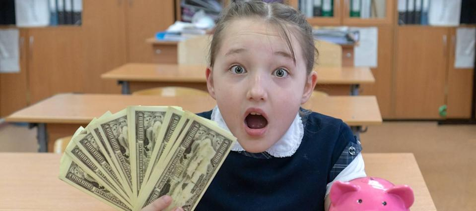 Not sure how to teach your kids about money? Here's where to start