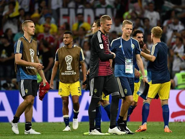 World Cup 2018: Sweden players reveal Germany apologised for over-exuberant celebrations