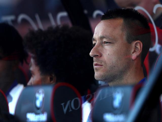 Terry is likely to be left on the bench: Getty