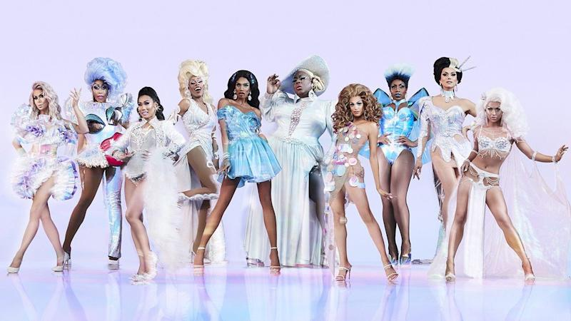 'RuPaul's Drag Race All Stars' Cast Revealed -- and Trixie Mattel Has Thoughts