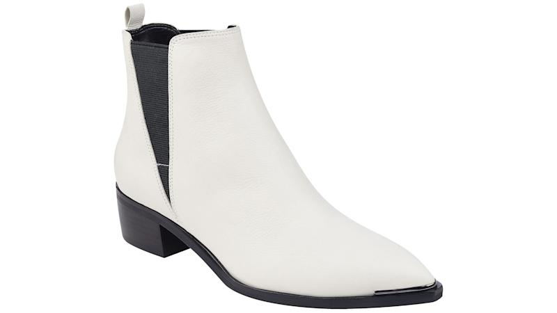 Chelsea boots are a great complement to fall clothes.