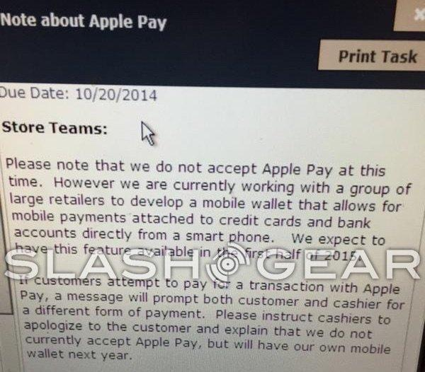 CVS Apple Pay email