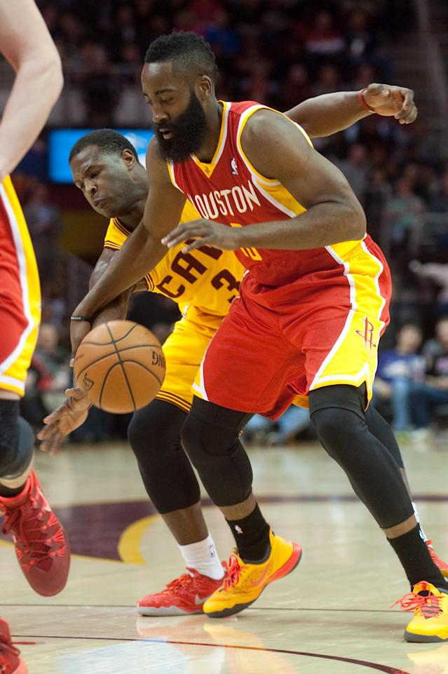 Thunder get weird about Dion Waiters wanting James Harden's old number