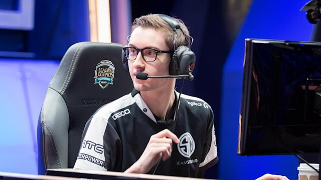 Bjergsen may be the West's best hope out of the mid lane at Worlds (Jeremy Wacker)