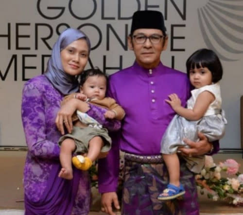 Jamal and Zai are already parents to two kids