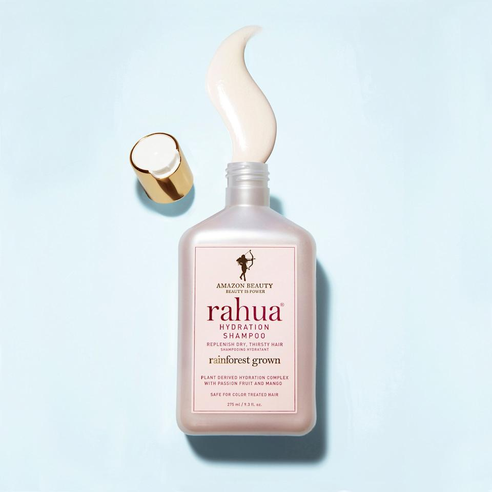 "<p>If your hair is dry and brittle, then give this <a href=""https://www.popsugar.com/buy/Rahua-Hydration-Shampoo-556625?p_name=Rahua%20Hydration%20Shampoo&retailer=sephora.com&pid=556625&price=34&evar1=bella%3Aus&evar9=47301960&evar98=https%3A%2F%2Fwww.popsugar.com%2Fbeauty%2Fphoto-gallery%2F47301960%2Fimage%2F47305495%2FRahua-Hydration-Shampoo&list1=shopping%2Cbeauty%20products%2Chair%20care%20products%2Cshampoo%2Ceditors%20pick%2Cbeauty%20shopping%2Cbeauty%20products%20review%2Cclean%20beauty%2Crahua&prop13=api&pdata=1"" rel=""nofollow"" data-shoppable-link=""1"" target=""_blank"" class=""ga-track"" data-ga-category=""Related"" data-ga-label=""https://www.sephora.com/product/hydration-shampoo-P432277?icid2=products%20grid:p432277"" data-ga-action=""In-Line Links"">Rahua Hydration Shampoo</a> ($34) a try.</p>"