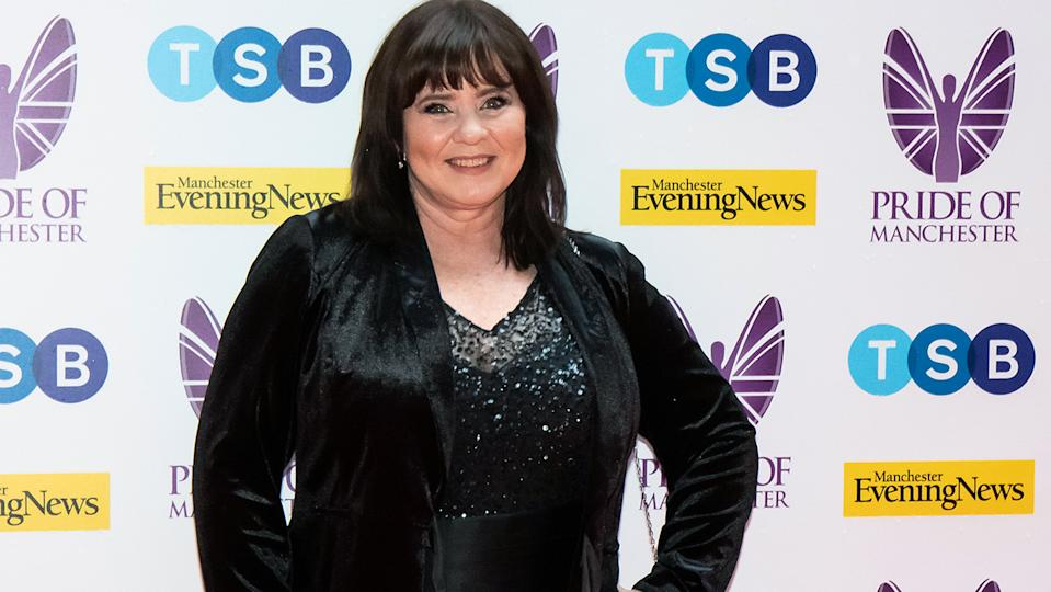 Coleen Nolan revealed that she had fought off the unwanted advances of some 'sleaze bags' back in the day (Getty)