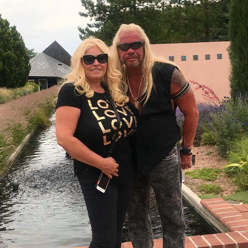 Dog the Bounty Hunter recalls wife Beth's final moments
