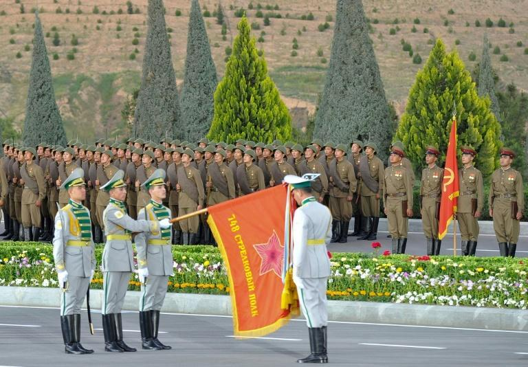 Turkmenistan is among five countries Central Asia, a former Soviet region where political opposition and media freedoms are in short supply