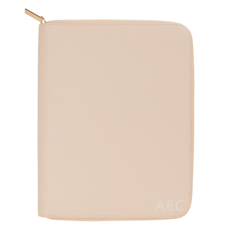 Who doesn't want a notepad with their initials on it?