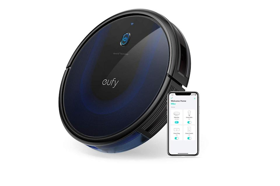 "$280, Amazon. <a href=""https://www.amazon.com/eufy-Connected-Super-Thin-Self-Charging-Medium-Pile/dp/B07RGDFZ5Q"" rel=""nofollow noopener"" target=""_blank"" data-ylk=""slk:Get it now!"" class=""link rapid-noclick-resp"">Get it now!</a>"