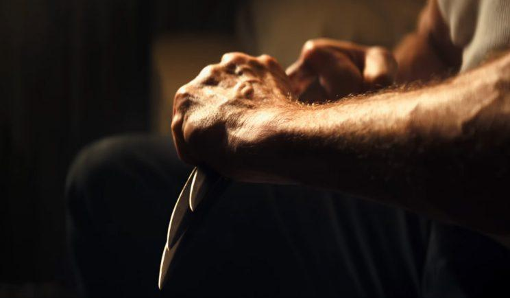 Wolverine shows off his claws in new Logan trailer - Credit: 20th Century Fox