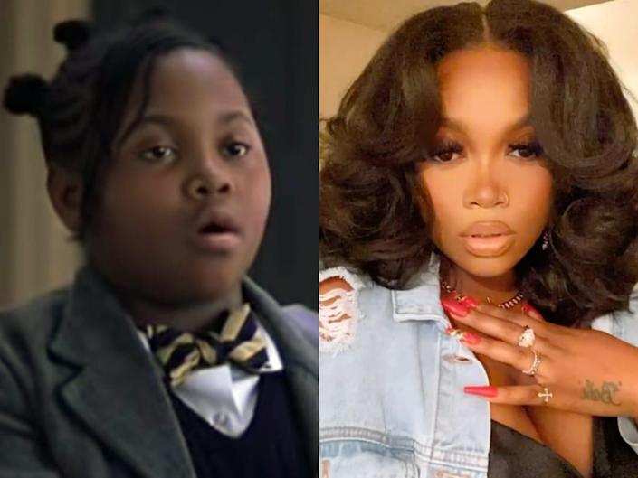 maryam hassan school of rock then and now