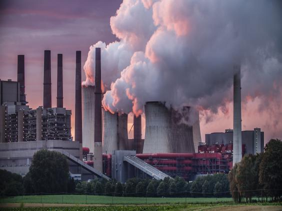 Capitalism and human consumption are expediting climate change (Getty Images/iStockphoto)