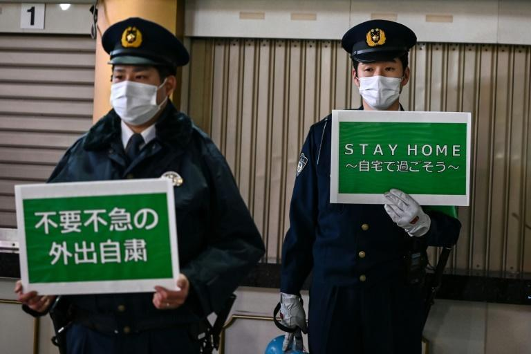 Japan insists it can hold the Olympic games even as it struggles with rising coronavirus cases