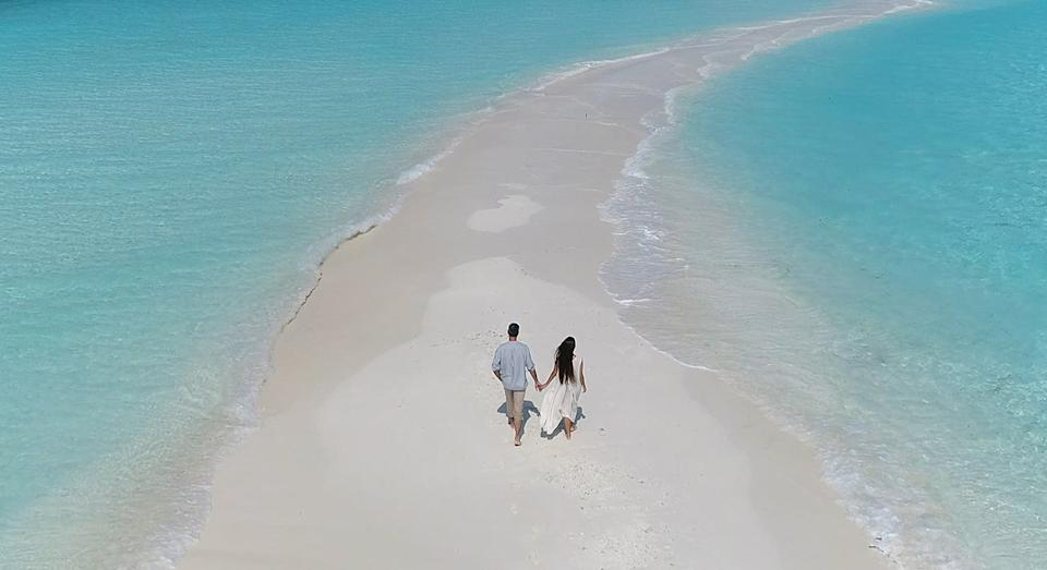 Here are all the best places to get away for some winter sun. [Photo: The Nautilus Maldives]