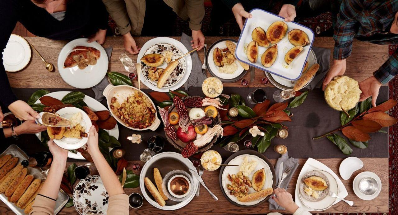 """<p><a href=""""https://www.housebeautiful.com/shopping/g23133690/stores-open-on-thanksgiving/"""" target=""""_blank"""">Thanksgiving</a> is arguably one of the best holidays there is. It's the one day of the year you get to stuff your face, take a nap, and wake up just to do it all over again (hello, leftovers). While I could wax poetic about eating all the <a href=""""https://www.housebeautiful.com/entertaining/holidays-celebrations/g22637996/thanksgiving-potluck-ideas/"""" target=""""_blank"""">turkey, stuffing, pie, and so much more</a>, we all know there <em>are</em> downsides to Thanksgiving. For starters, those awkward questions from your relatives about your personal life—and don't get me started on the political arguments at the dinner table. </p><p>If you find yourself caught in one of these situations, take a look at this list and have a good LOL. Here are the 25 funniest Thanksgiving memes that will make you forget anyone ever asked you why you aren't engaged yet. </p>"""