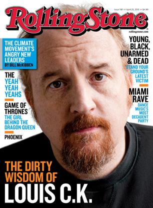 Louis C.K.: I'm an Accidental White Person