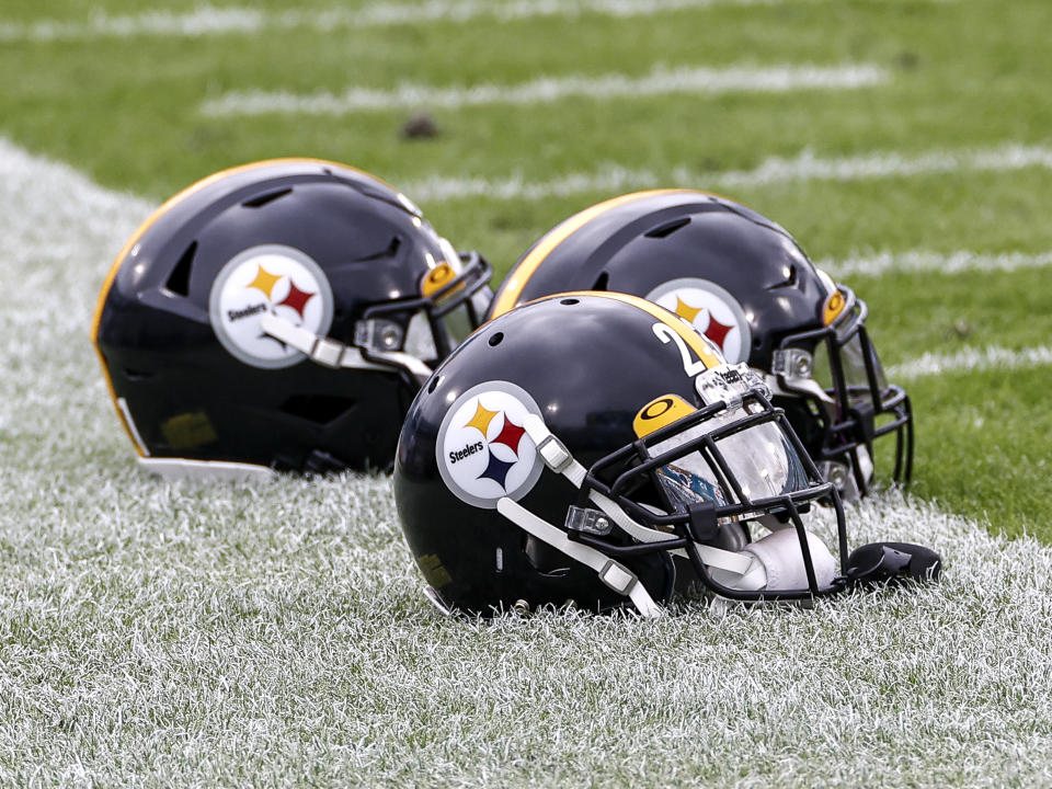 The Steelers and BetMGM announced a gaming partnership. (Photo by Don Juan Moore/Getty Images)