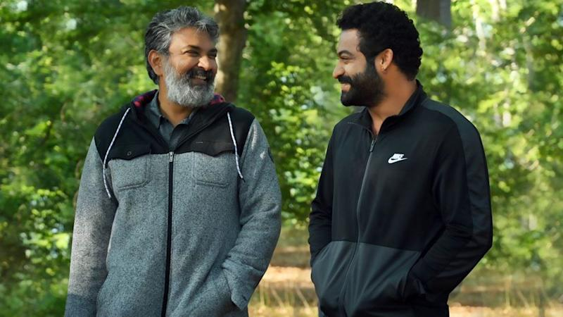 SS Rajamouli's 'Student No 1' Jr NTR Shares A Sweet Post On The Director's 47th Birthday!