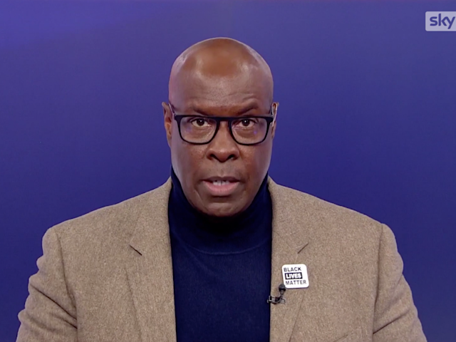 Mike Wedderburn issued a powerful speech to explain why 'Black Lives Matter' doesn't mean white lives do not matter: Sky Sports