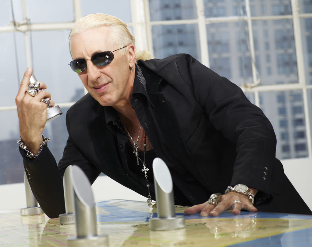 "Dee Snider will compete on the first ever ""All-Star Celebrity Apprentice."""