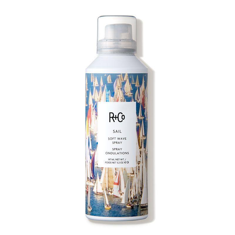"""<p><strong>R+Co</strong></p><p>dermstore.com</p><p><strong>$29.00</strong></p><p><a href=""""https://go.redirectingat.com?id=74968X1596630&url=https%3A%2F%2Fwww.dermstore.com%2Fproduct_SAIL%2BSoft%2BWave%2BSpray_74479.htm&sref=https%3A%2F%2Fwww.marieclaire.com%2Fbeauty%2Fnews%2Fg2902%2Fbest-beach-wave-salt-sprays%2F"""" rel=""""nofollow noopener"""" target=""""_blank"""" data-ylk=""""slk:SHOP IT"""" class=""""link rapid-noclick-resp"""">SHOP IT</a></p><p>R+Co has another salt spray, but of the hairstylists we polled, all unanimously agreed this one was the clear winner. """"So many salt sprays make hair look dry and damaged when people use them on themselves,"""" says Los Angeles based hairstylist Clayton Hawkins. Not so with this lightweight formulation, which transforms lank strands into textured perfection.</p>"""