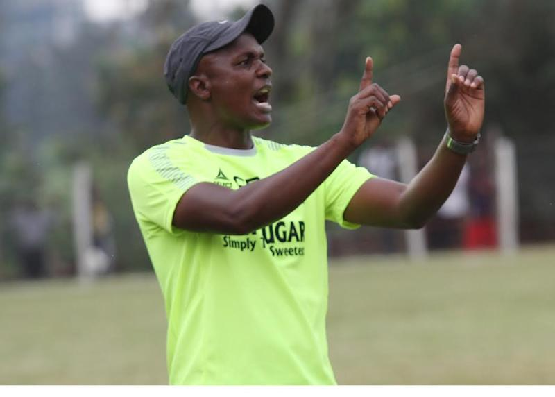 Sony Sugar ready for Gor Mahia match